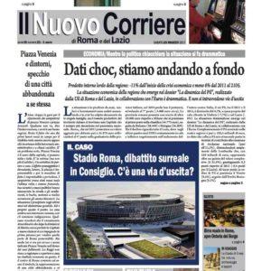 Il Nuovo Corriere n.21 del 25 marzo 2017