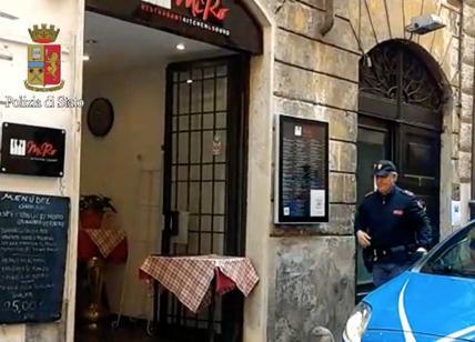 CASTEL S. ANGELO - Sequestrati beni per 29 milioni di 'ndrangheta e Casamonica, chiuso un ristorante