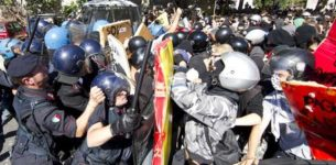 Trattati di Roma, si temono antagonisti infiltrati dall'estero