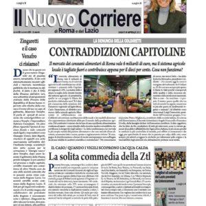 Il Nuovo Corriere n.25 del 8 aprile 2017