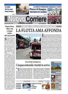 Il Nuovo Corriere di Roma e del Lazio n.27 – Anno III + Cronache Nazionali n.27 – Anno II