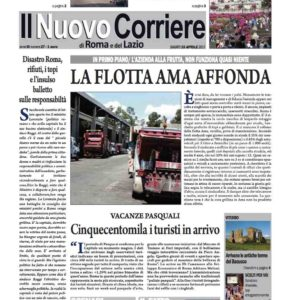 Il Nuovo Corriere n.27 del 15 aprile 2017