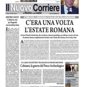 Il Nuovo Corriere n.28 del 22 aprile 2017