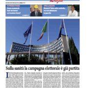 Sanità Il Nuovo Corriere n.24 del 4 aprile 2017