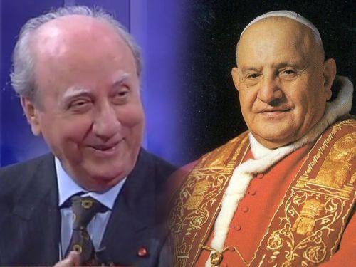 Guido Gusso, un testimone d'eccezione del Santo Giovanni XXIII