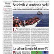 Cronache nazionali n.33 del 9 maggio 2017
