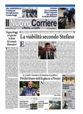 Il Nuovo Corriere di Roma e del Lazio n.36 – Anno III + Cronache Nazionali n.36 – Anno II