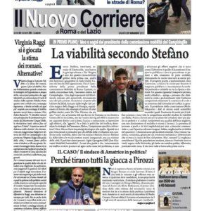 Il Nuovo Corriere n.36 del 20 maggio 2017