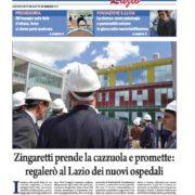 Sanità Il Nuovo Corriere n.35 del 16 maggio 2017