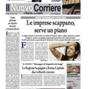 Il Nuovo Corriere n.40 del 3 giugno 2017