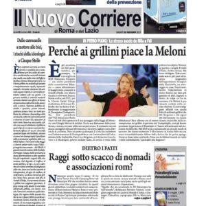 Il Nuovo Corriere n.42 del 10 giugno 2017
