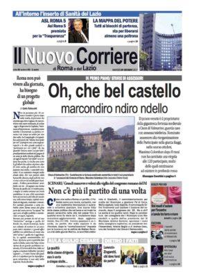Il Nuovo Corriere di Roma e del Lazio n.45 – Anno III + Cronache Nazionali n.45 – Anno II