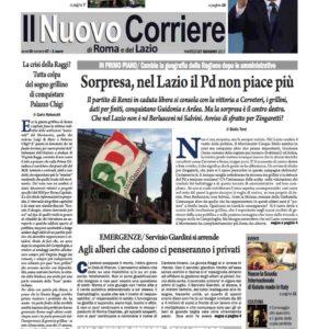 Il Nuovo Corriere n.47 del 27 giugno 2017
