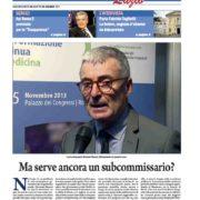 Sanità Il Nuovo Corriere n.45 del 20 giugno 2017