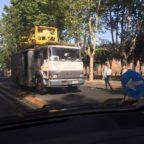 SAN GIOVANNI - Cade un albero, traffico in tilt