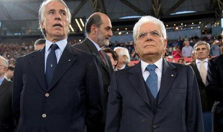 """Malagò: """"Roma '60 resterà l'unica edizione dei Giochi estivi disputata nel nostro Paese"""""""