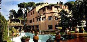 La villa di Alberto Sordi, un mondo da scoprire