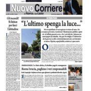 Il Nuovo Corriere n.51 del 11 luglio 2017