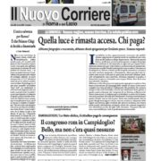 Il Nuovo Corriere n.53 del 18 luglio 2017