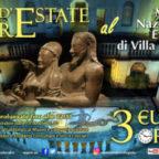 Sere d'estate al Museo Etrusco di Villa Giulia