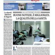 Sanità Il Nuovo Corriere n.49 del 04 luglio 2017