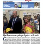Sanità Il Nuovo Corriere n.53 del 18 luglio 2017