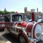 VITERBO - Arriva il trenino turistico di Giocamondo