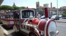 VITERBO – Arriva il trenino turistico di Giocamondo