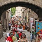 """VITERBO - Torna la grande festa medioevale """"Ludika 1243"""""""