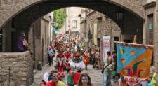 """VITERBO – Torna la grande festa medioevale """"Ludika 1243"""""""