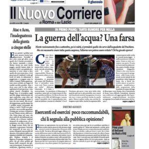 Il Nuovo Corriere n.56 del 29 luglio 2017
