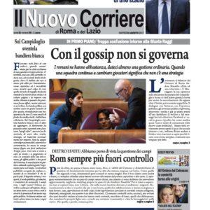 Il Nuovo Corriere n.59 del 8 agosto 2017