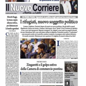 Il Nuovo Corriere n.61 del 29 agosto 2017