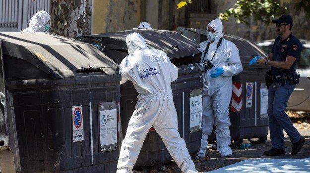 PARIOLI<br>La donna uccisa e fatta a pezzi:<br> confessa il fratello