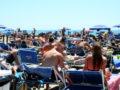 Pienone sulle spiagge del litorale romano