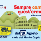ALL'OMBRA DEL COLOSSEO dal 19 agosto al 10 settembre ::: nuova location in Viale del Monte Oppio/Par...