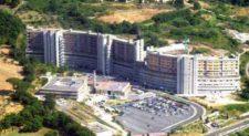 VITERBO – Belcolle primo trattamento endovascolare in un'arteria del cervello