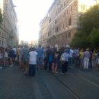 OTTAVIANO - Borsa sospetta lasciata davanti all'ambasciata albanese: era vuota, forse uno scherzo