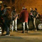 Movida, una persona arrestata, sette parcheggiatori abusivi multati