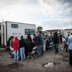 Liquame a spasso nel campo nomadi, Castel Romano è una bomba ecologica