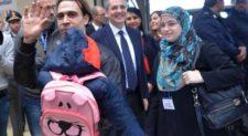 FIUMICINO – Altri 35 siriani tra i migranti arrivati