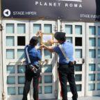 OSTIENSE - Carabinieri chiudono locale della movida