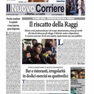 Il Nuovo Corriere n.62 del 2 settembre 2017