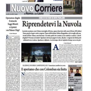 Il Nuovo Corriere n.63 del 5 settembre 2017