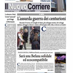 Il Nuovo Corriere n.64 del 9 settembre 2017