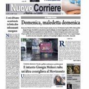 Il Nuovo Corriere n.65 del 12 settembre 2017