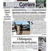 Il Nuovo Corriere n.66 del 16 settembre 2017