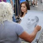 MUNICIPIO I - Approvata all'unanimità delibera nuove postazioni pittori