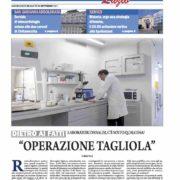 Sanità Il Nuovo Corriere n.65 del 12 settembre 2017