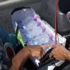 COLOSSEO - Vendeva acqua con più di 5 decreti di espulsione a suo carico, fermato dalla Polizia Loca...